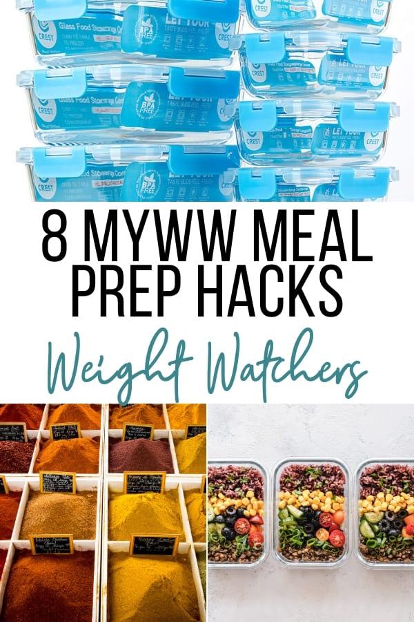 8 myWW Meal Plan Hacks