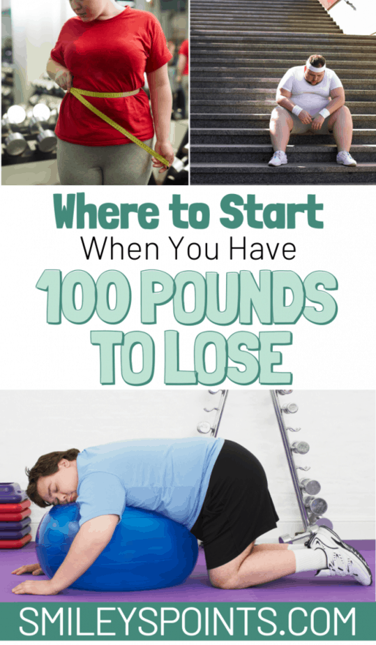 lose 100 pounds in a year