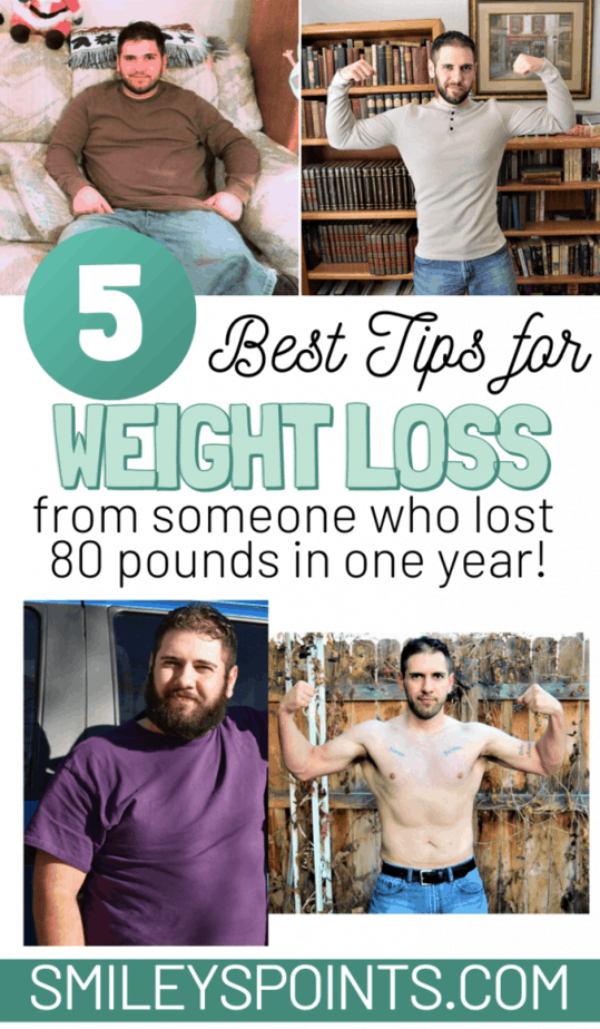 weight loss success tips