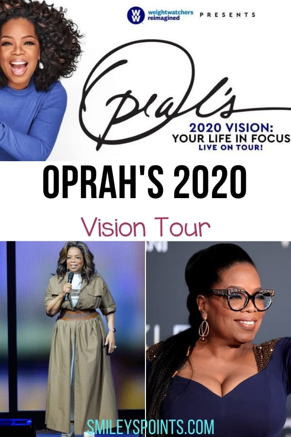 Collage of Oprah Winfrey images