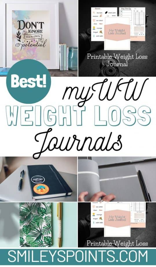 The best weight loss journals