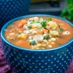 Minestrone Soup Weight Watchers