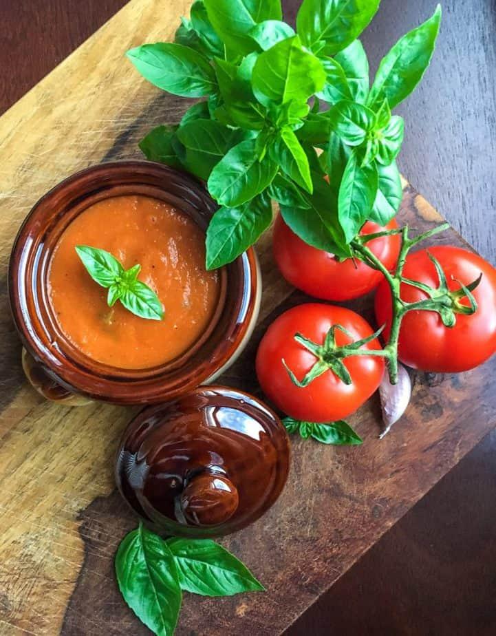 tomato basil soup ingredients
