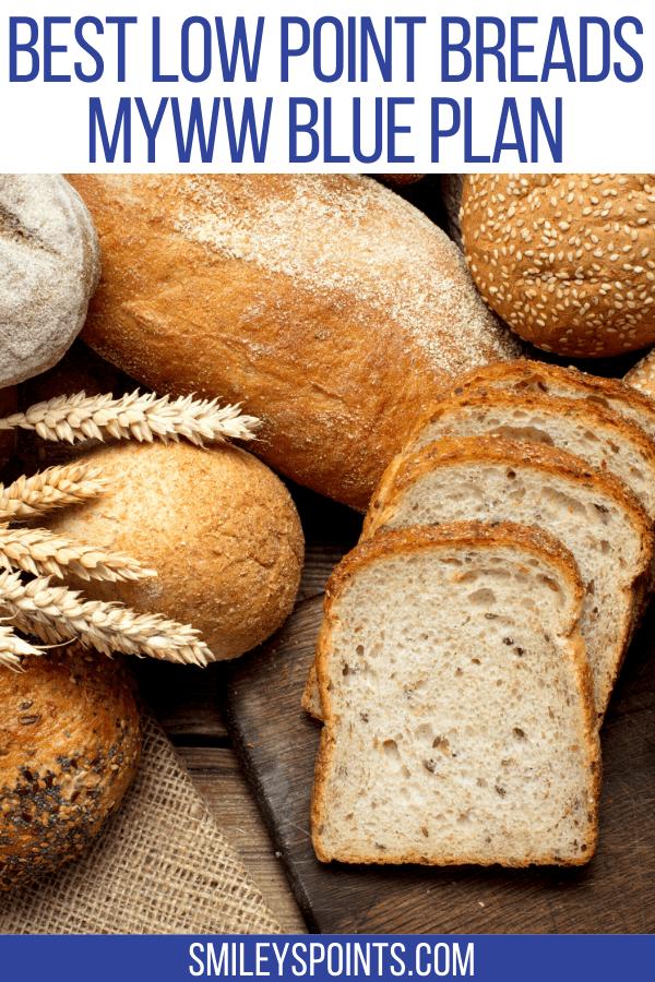 best breads on weight watchers