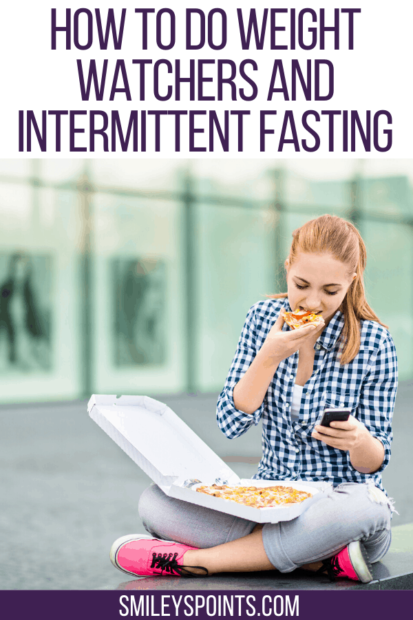 ww and intermittent fasting