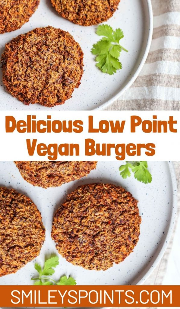 how to make vegan burgers