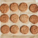 Simple oat meal cookies