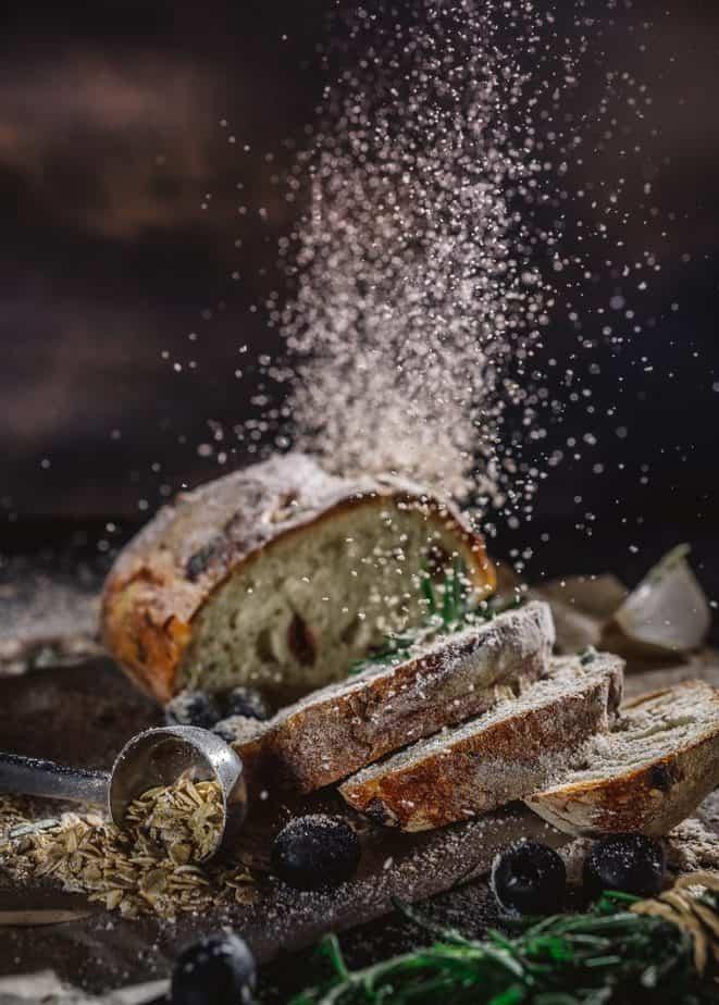 Whole grain breads.