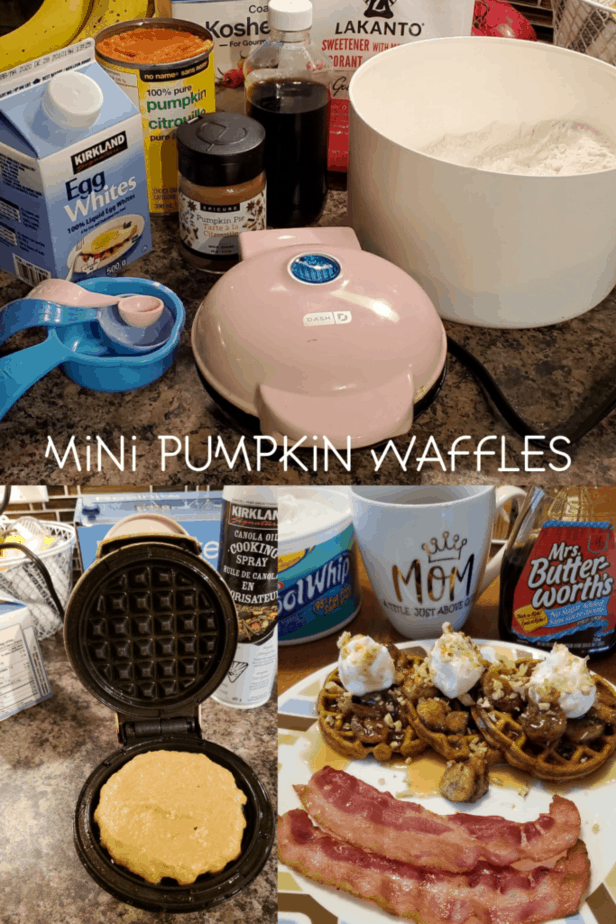 pumpkin waffles weight watchers itrackbites