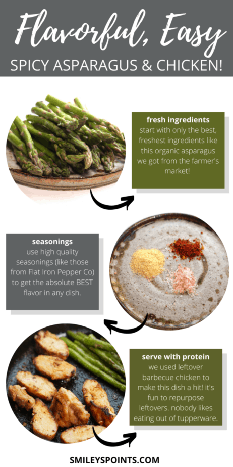 how to make asparagus perfectly