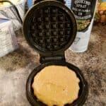 weight watchers waffles