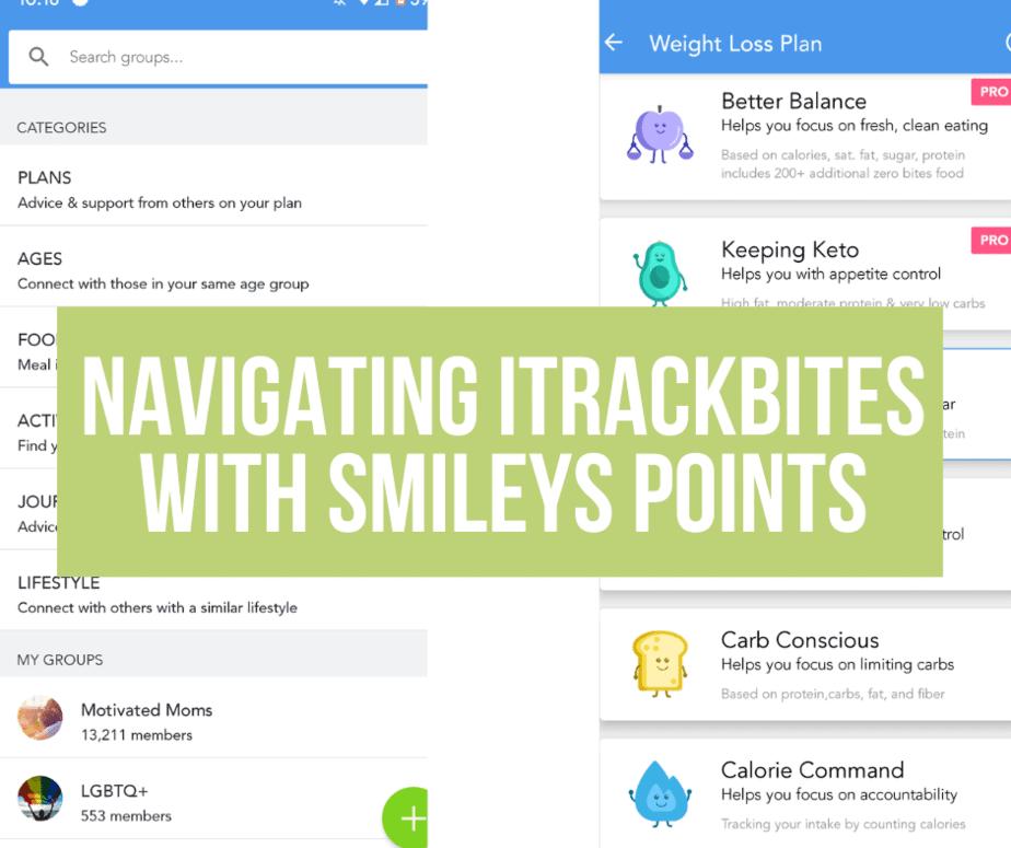 itrackbites app community