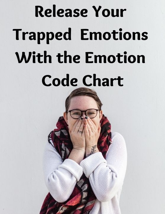 Release Your Trapped Emotions With Emotion Code Charts