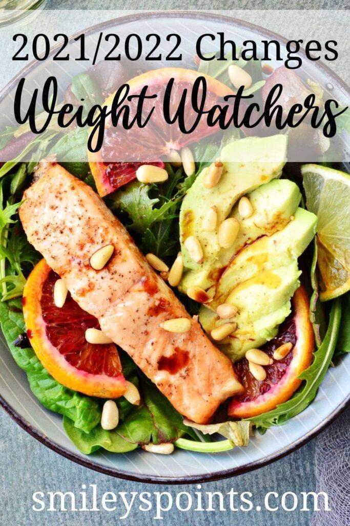 weight watchers 2022 changes